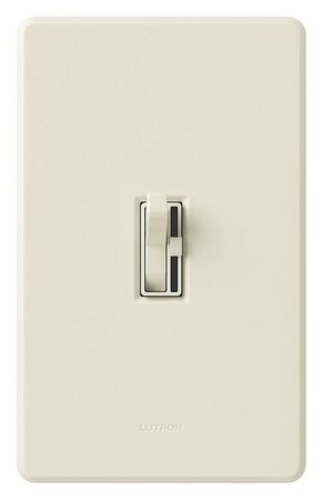 Lighting Dimmer Toggle Light Almond by USA Lutron Electrical Lighting Dimmers
