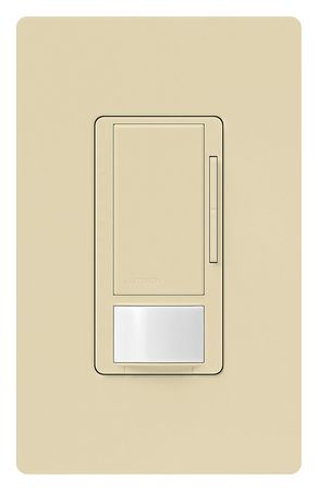 Occ/Vac Dimmer Snsr Wall Ivory by USA Lutron Electrical Lighting Dimmers