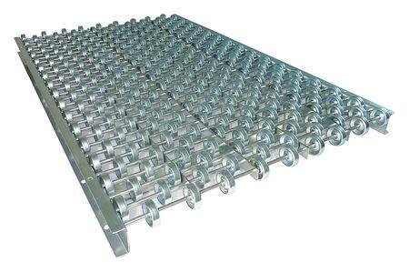 Ashland Skatewheel Conveyor 10ft L 30in. W