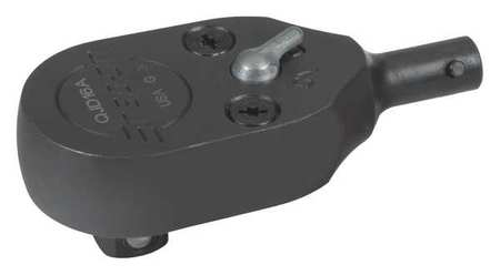 CDITorque Products Torque Wrench Head Ratchet Sq J 1/2 In