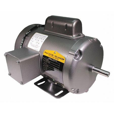 Motor 1/4 HP 1725 RPM 115/230V 48 TEFC Model L3403M by USA Baldor General Purpose Capacitor Start AC Motors