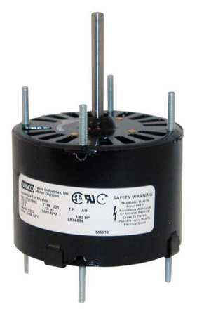 HVAC Motor 1/85 HP 3000 rpm 115V 3.3 Model D202 by USA Fasco HVAC 3.3 Inch Diameter Motors