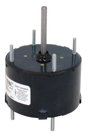 HVAC Motor 1/80 HP 1500 rpm 115V 3.3 by USA Fasco HVAC 3.3 Inch Diameter Motors