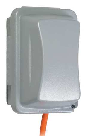 While In Use Weatherproof Cover 4 In. W Model MM510G by USA Taymac Electrical Weatherproof Box Covers