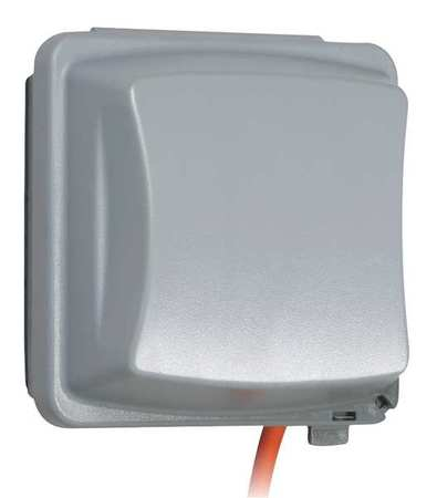 While In Use Weatherproof Cover 2 Gangs Model MM2410G by USA Taymac Electrical Weatherproof Box Covers