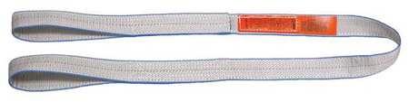 Lift-All Web Sling Type 3 Tuff-Edge 4inW 19 ft.L