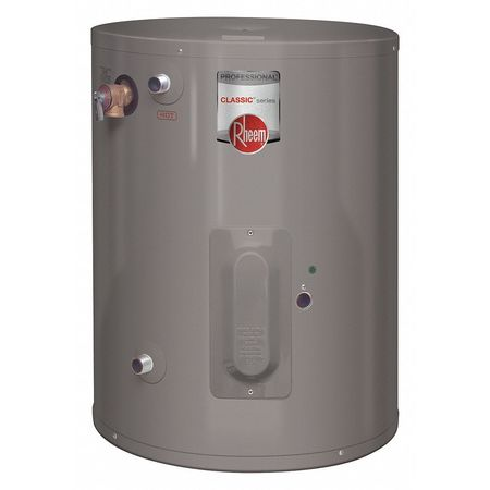 Rheem 30 Gal Residential Electric Water Heater 2000w