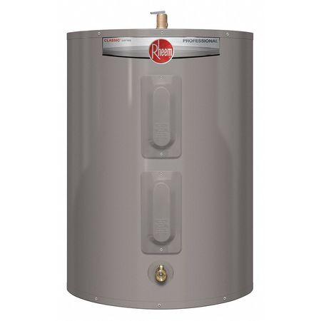 Rheem 40 Gallon Electric Water Heater >> Rheem 40 gal. Residential Electric Water Heater, 4500W PROE40 M2 RH95 | Zoro.com