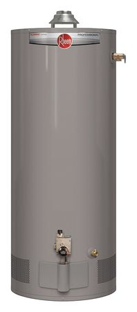Rheem 50 Gal Residential Gas Water Heater Lp 36000 Btuh