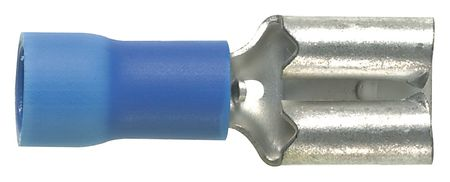 Female Disconnect 0.81 in. PK1000 by USA Panduit Electrical Wire Motor Lead Disconnects