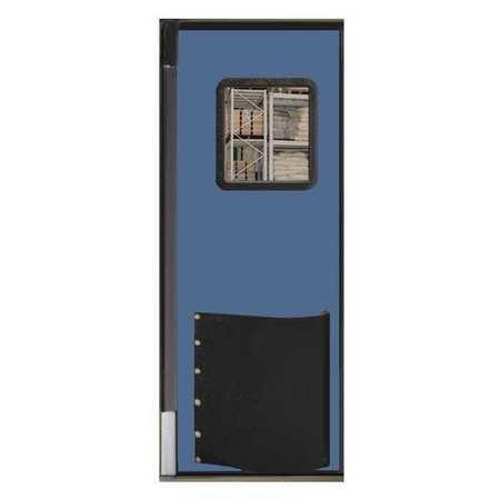 Chase Swinging Door 7 x 2.5 ft Cadet Blue Type 3084RXHDCBL