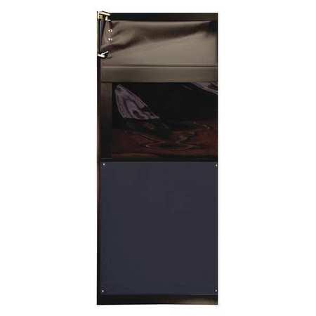 Chase Swinging Door 7 x 2.5 ft Metallic Gray Type AIR9733084MGR