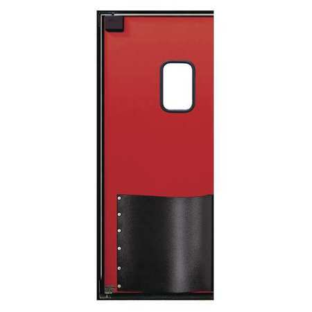 Chase Swinging Door 7 x 3 ft Red Wood Core