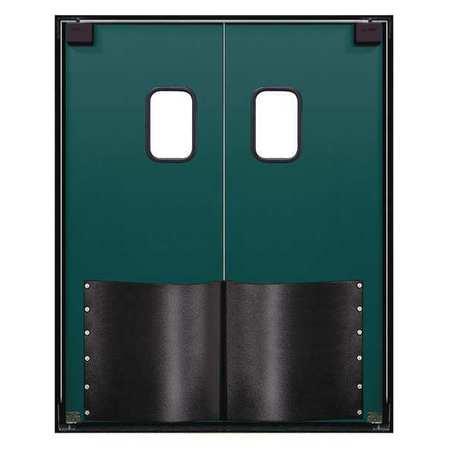 Chase Swinging Door 8 x 7 ft Forest Green PR