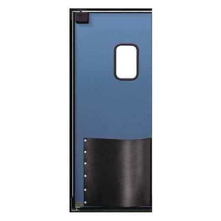 Chase Swinging Door 7 x 3 ft Cadet Blue
