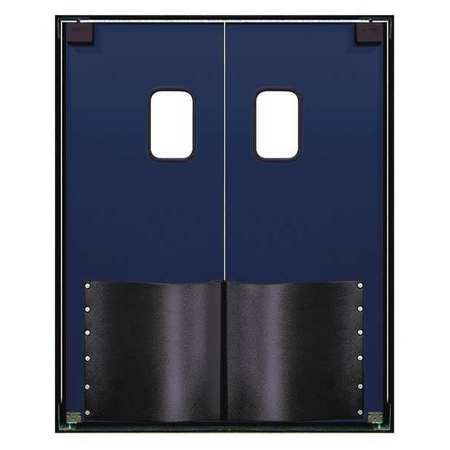 Chase Swinging Door 8 x 8 ft Navy Blue PR