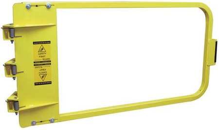 PS Safety Gate 46-3/4 to 50-1/2 In Steel