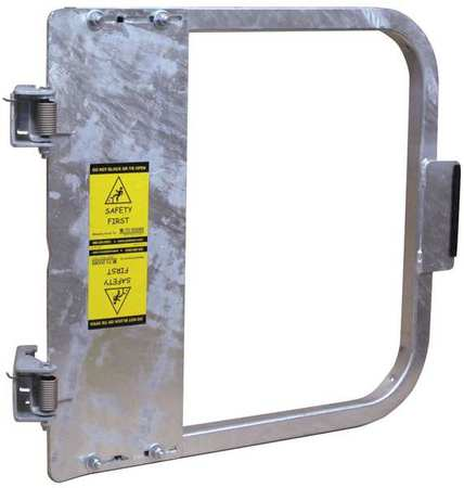 PS Safety Gate 28-3/4 to 32-1/2 In Steel