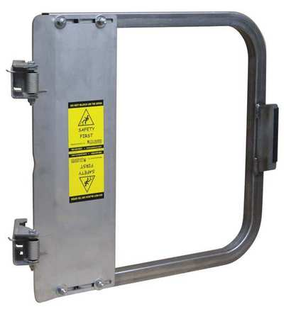 PS Safety Gate 31-3/4 to 35-1/2 In SS