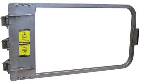 PS Safety Gate 38-3/4 to 42-1/2 In SS Type LSG-40-SS