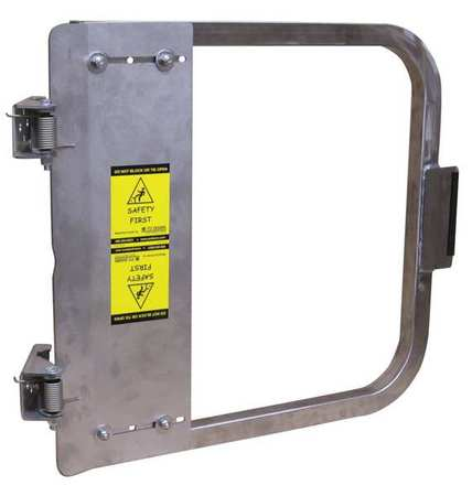 PS Safety Gate 13-3/4 to 17-1/2 In SS Type LSG-15-SS-SW