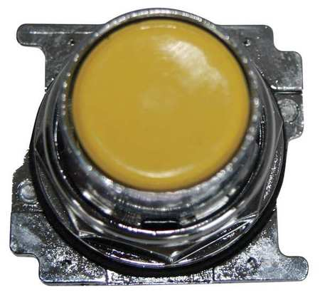 Non Illum Push Button Operator Yellow Model 10250T104 by USA Eaton Electrical Pushbutton Accessories