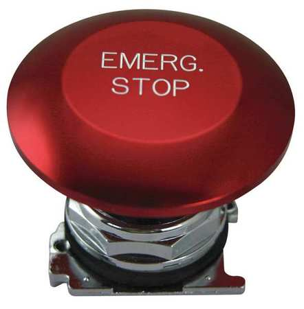 Non Illum Push Button Operator 30mm Red Model 10250T17213 by USA Eaton Electrical Pushbutton Accessories