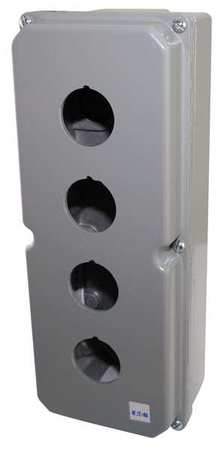 Pushbutton Enclosure 9.63 in. H Al by USA Eaton Electrical Pushbutton Enclosures & Accessories