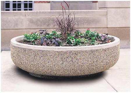 Wausau Planter Round 60in.Lx60in.Wx17in.H