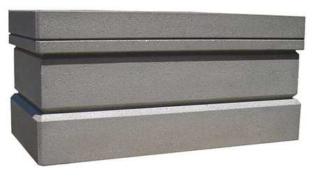 Wausau Planter Rectangle 64in.Lx32in.Wx32in.H