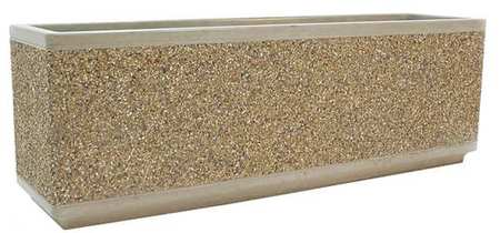 Wausau Planter Rectangle 72in.Lx18in.Wx18in.H
