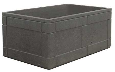 Wausau Planter Rectangle 72in.Lx72in.Wx48in.H