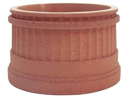 Wausau Planter Round 36in.Lx36in.Wx24in.H Type TF4230W22