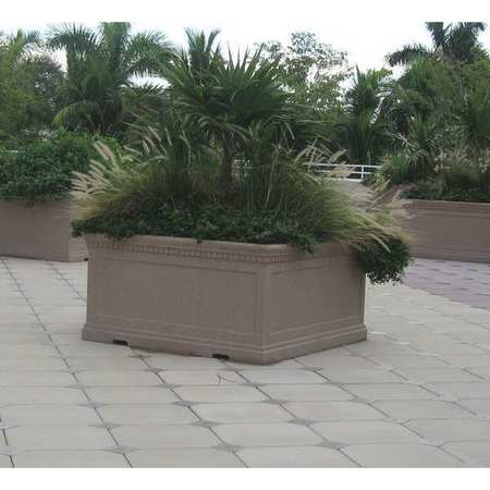 Wausau Planter Square 72in.Lx72in.Wx36in.H