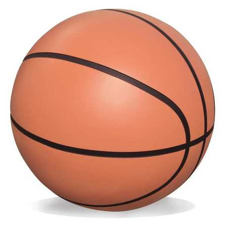 Wausau Bollard Basketball 24in.Lx24in.Wx24in.H