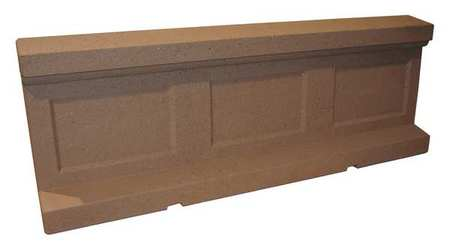 Wausau Barrier Rectangle 48in.Lx24in.Wx35in.H
