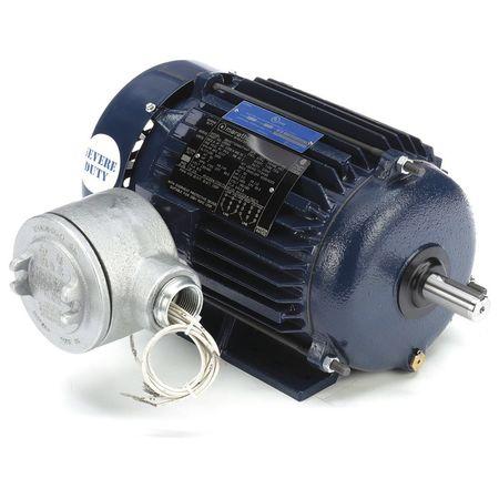 HazLoc Motor 2 HP 1755 RPM 208 230/460V by USA Marathon Hazardous Location Motors