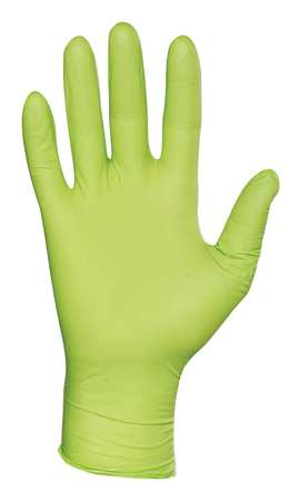 Nitrile Medical Exam-Grade Disposable Gloves, Allergenic-Free