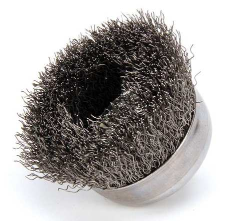 Small Angle Grinder Wire Brushes Crimped Wire Cup Brushes