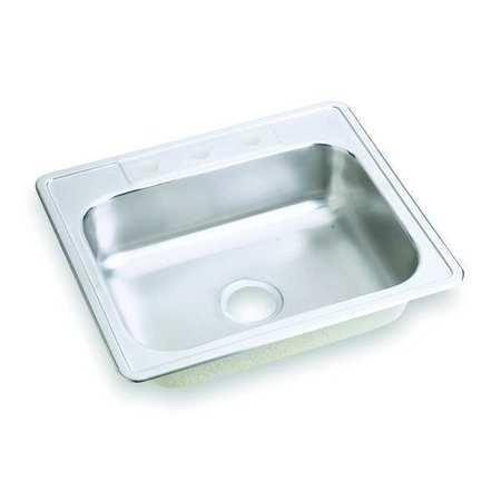Mustee Mop Sink, White, 36 In L 65M Zoro.com