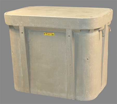 "Underground Enclosure 15 000 lb. 27""H Model PG2436Z81144 by USA Quazite Electrical Underground Enclosures"