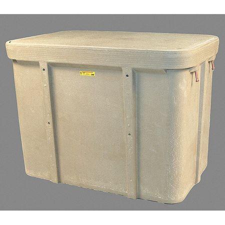 """Underground Enclosure 8000 lb. 33""""H by USA Quazite Electrical Underground Enclosures"""