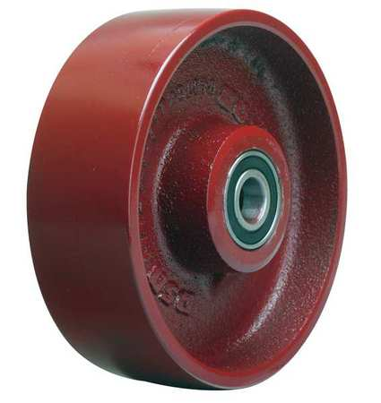 Value Brand Caster Wheel Cast Iron 6 in. 1400 lb.