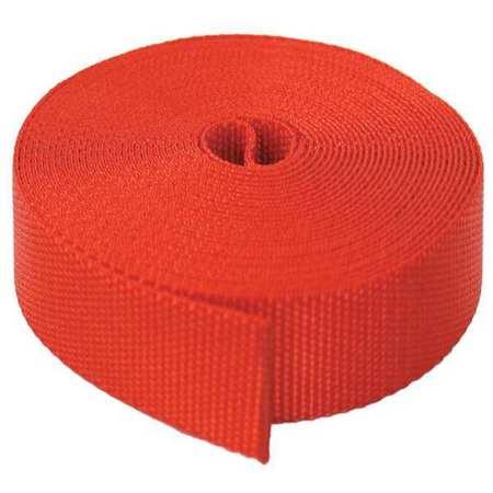 Bulk-Strap Bulk Webbing 27 ft. x 1 In. 3800 lb. Type N01027R