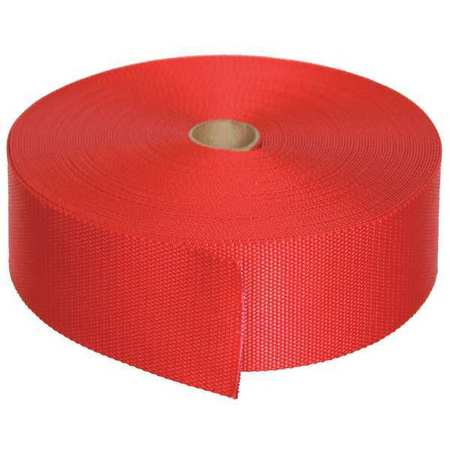 Bulk-Strap Bulk Webbing 102 ft. x 2 In. 7000 lb. Type N02102R