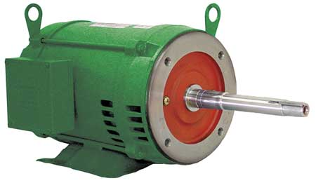 Pump Mtr 3ph 60hp 3555 208 230/460 326JP by USA Weg Close Coupled Pump Motors