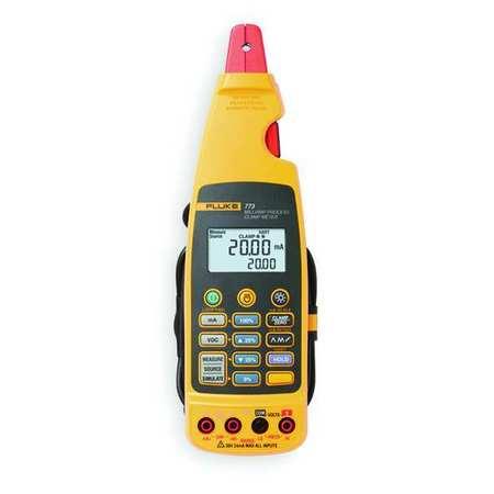 Digital Clamp Meter Dual Backlit Model FLUKE 773 by USA Fluke Electrical Clamp Meters