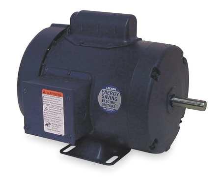 50 Hz Motor 1/3 HP 1425 110/220v 56 TEFC by USA Leeson AC 50 Hz Motors