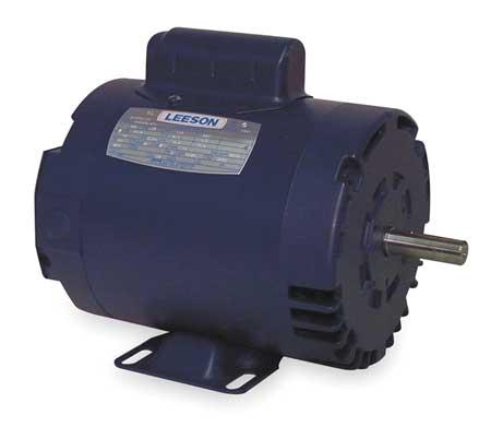 50 Hz Motor 3/4 HP 2850 110/220 V 56 ODP by USA Leeson AC 50 Hz Motors
