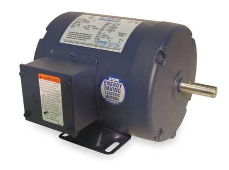 50 Hz Mtr 3 Ph 1/2hp 1425 220/380 440 56 Model 114304 by USA Leeson AC 50 Hz Motors